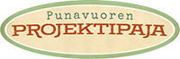 Punavuoren Projektipaja Logo